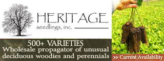 Heritage Seedlings Inc