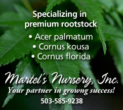 Martel's Nursery Inc.