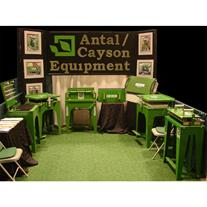 Antal Cayson Equipment